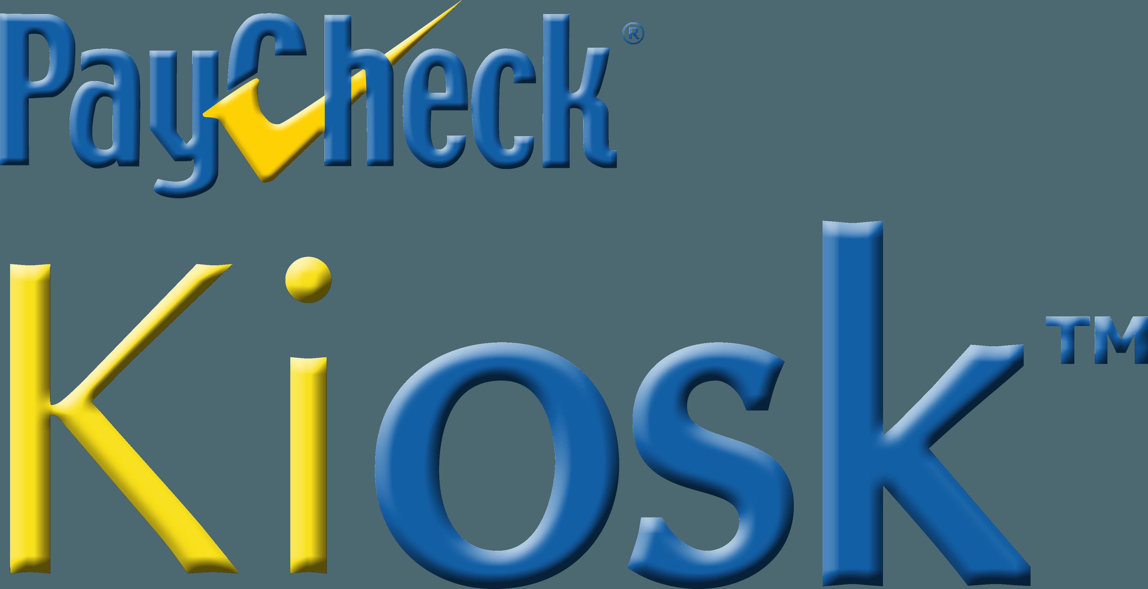 Paycheck Kiosk Logo
