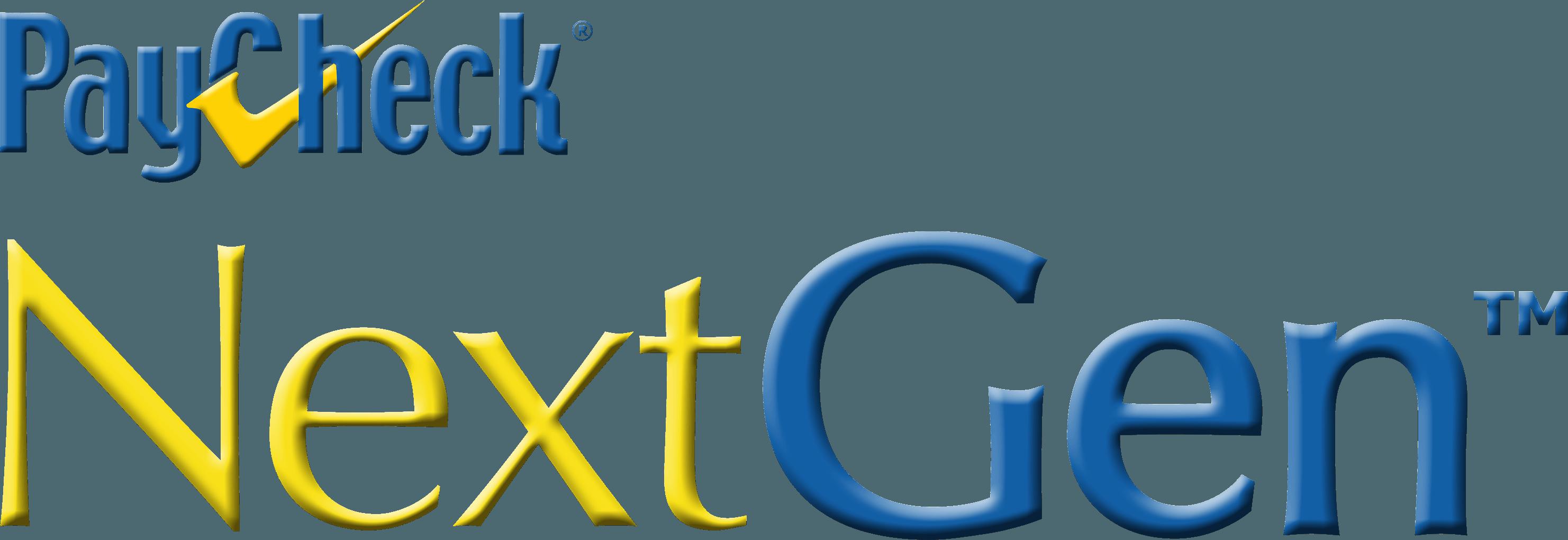 Paycheck NextGen